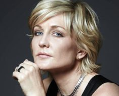 Photo of Blue Bloods' cast, Amy Carlson