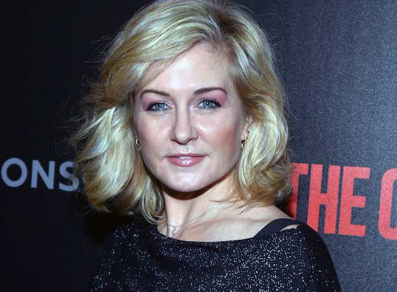 Photo of ex-cast of Blue Bloods, Amy Carlson.