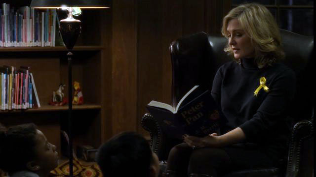 """Photo of Amy Carlson in """"The Society."""""""