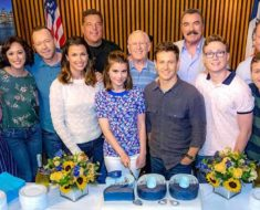 Photo of all the Blue Bloods's Cast Members.