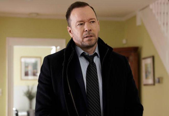 Photo of Donnie Wahlberg, cast of Blue Bloods.
