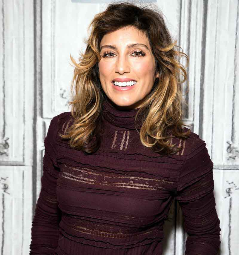 Photo of Jennifer Esposito who played as Jackie Curatola in Blue Bloods.