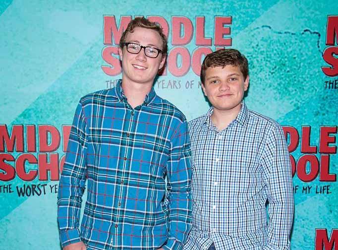Photo of Tony Terraciano and his brother, Andrew Terraciano.