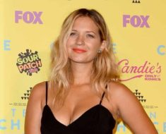 Photo of Blue Bloods's cast, Vanessa Ray.