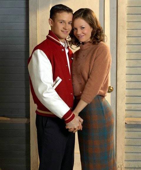 Photo of Will Estes and rumored wife, Rachel Boston.