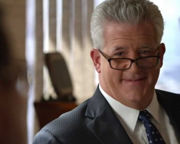 TV personality and actor, Gregory Jbara