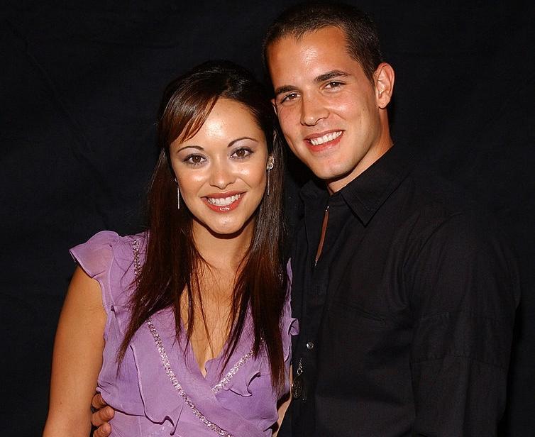 Marisa Ramirez and her Ex-husband, Nathan
